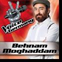 Cover:  Behnam Moghaddam - Eleanor Rigby