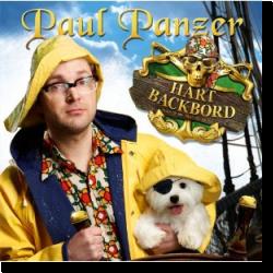 Cover: Paul Panzer - Hart Backbord - noch ist die Welt zu retten