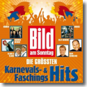 Cover:  BAMS - Die größten Karnevals - & Faschings Hits - Various Artists