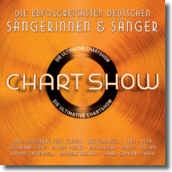 Cover: Die ultimative Chartshow - Deutsche Sängerinnen & Sänger - Various Artists