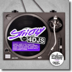 Cover: Strictly 4 DJs Vol. 5 - Various Artists