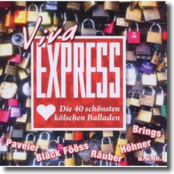 Cover: Viva Express - Die 40 schönsten kölschen Balladen - Various Artists