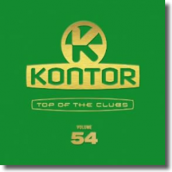 Cover: Kontor Top of the Clubs Vol. 54 - Various Artists