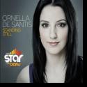 Cover:  Ornella De Santis - Standing Still