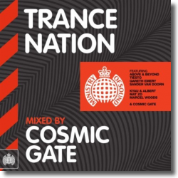 Cover: Ministry Of Sound - Trance Nation - Various Artists