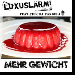 Cover: Luxuslärm feat. Culcha Candela - Mehr Gewicht