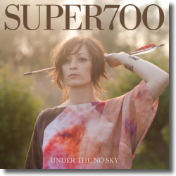 Cover: Super700 - Under The No Sky