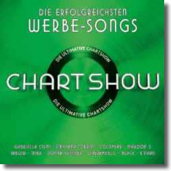 Cover: Die ultimative Chartshow - Werbe-Songs - Various Artists