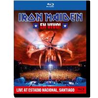 Cover: Iron Maiden - En Vivo! Live in Santiago de Chile
