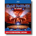 Cover:  Iron Maiden - En Vivo! Live in Santiago de Chile