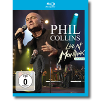 Cover: Phil Collins - Live at Montreux 2004