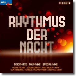 Cover: WDR4 - Rhythmus der Nacht 9 - Various Artists