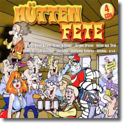 Cover: Hüttenfete - Various Artists