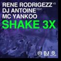 Cover: Rene Rodrigezz vs. DJ Antoine feat. MC Yankoo - Shake 3x
