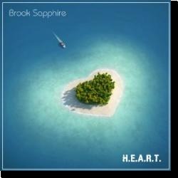 Cover: Brook Sapphire - H.E.A.R.T.