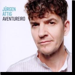 Cover: Jürgen Attig - Aventureiro (Jaco Pastorius Tribute)