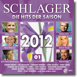 Cover: Schlager 2012 Folge 1 - Various Artists