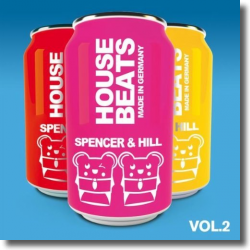 Cover: Spencer & Hill - House Beats Made In Germany Vol. 2