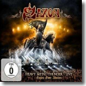 Cover:  Saxon - Heavy Metal Thunder – Live - Eagles Over Wacken