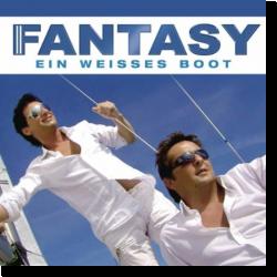 Cover: Fantasy - Ein weißes Boot