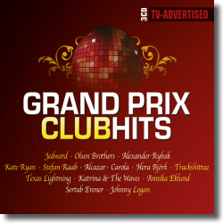 Cover: Grand-Prix Clubhits - Various Artists