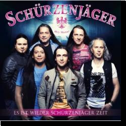 Cover: Schürzenjäger - Es ist wieder Schürzenjägerzeit