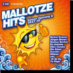 Cover: Mallotze Hits - Various Artists