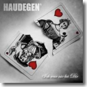 Cover:  Haudegen - Ich war nie bei dir