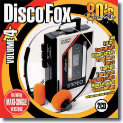 Cover: 80's Revolution Disco Fox Vol. 4 - Various Artists