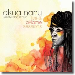 Cover: Akua Naru - Live & Aflame Sessions