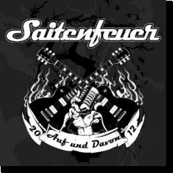 Cover: Saitenfeuer - Auf und davon 2012