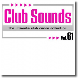 Cover: Club Sounds Vol. 61 - Various Artists