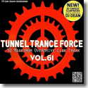 Cover:  Tunnel Trance Force Vol. 61 - Various Artists