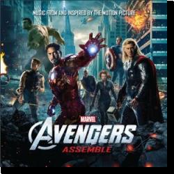Cover: Avengers Assemble - Original Soundtrack