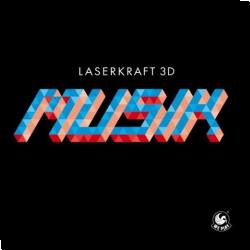Cover: Laserkraft 3D - Musik