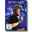 Cover:  Simply Red - Live at Montreux 2003