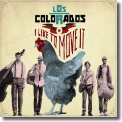 Cover: Los Colorados - Move It!