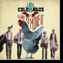 Cover:  Los Colorados - Move It!