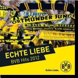 Cover: Echte Liebe-BVB Hits 2012 - Various