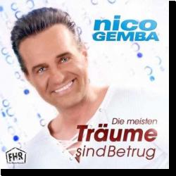 Cover: Nico Gemba - Die meisten Träume sind Betrug
