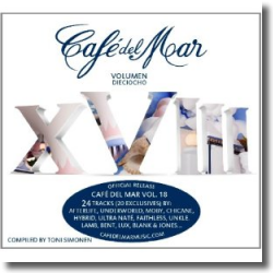 Cover: Cafe Del Mar 18 - Various Artists