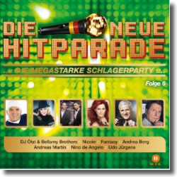 Cover: Die Neue Hitparade Folge 6 - Various Artists
