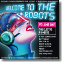 Cover:  Welcome To The Robots - Various Artists