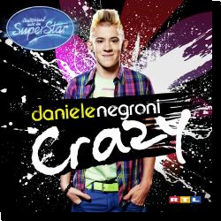 Cover: Daniele Negroni - Crazy