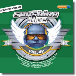 Cover: sunshine live Vol. 42 - Various Artists