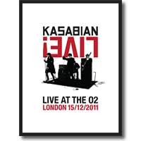 Cover: Kasabian - Live! – Live At The O2