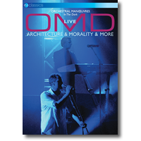 Cover: OMD <!-- Orchestral Manoeuvres In The Dark --> - Live – Architecture & Morality & More