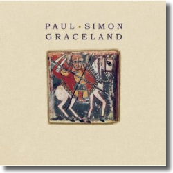 Cover: Paul Simon - Graceland (25th Anniversary Edition)