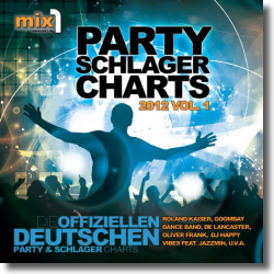 Cover: Party Schlager Charts  2012 Vol. 1 - Various Artists