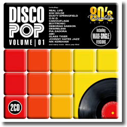 Cover: 80's Revolution Disco Pop Vol. 1 - Various Artists
